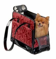 Hagen Сумка-переноска для маленьких собак Хаген Пешион красная купить по выгодной цене в интернет-магазине Четыре Лапы